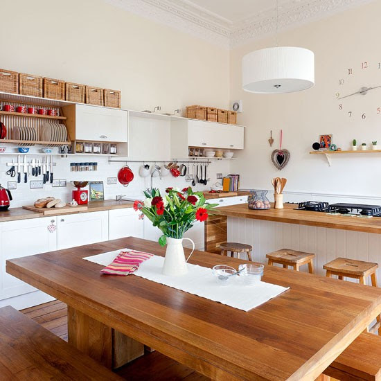Reworking the layout | Kitchen conversion | housetohome.