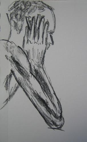 Matthew Felix Sun's Live Drawing _ 1986