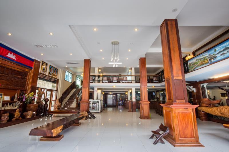 Discount Seng Hout Hotel