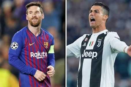 [Sport] I Miss Having Ronaldo In La Liga - Lionel Messi Said.