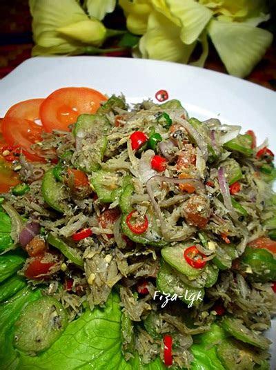 sambal bilis belimbing buluh fizas cooking