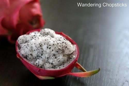 Dragon Fruit Granita 6