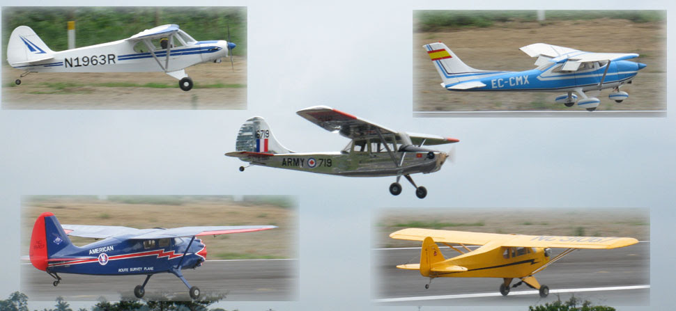 RC scale aircraft