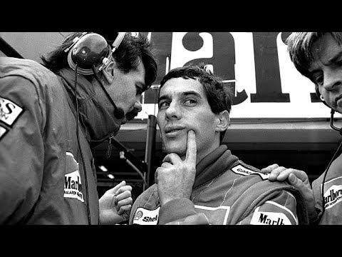 25 años sin Ayrton Senna