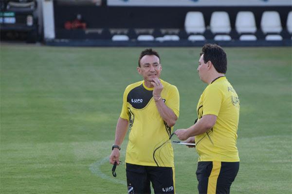 Roberto Fonseca precisa recuperar a condição de alguns atletas-chave no ABC