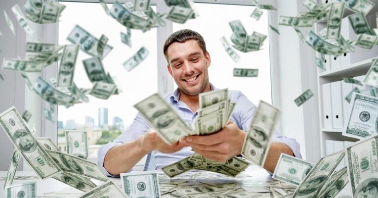 Getting rich