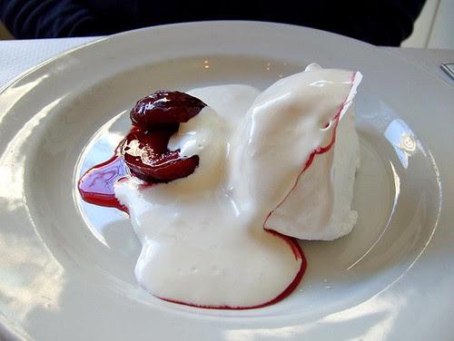 The Allotment meringue