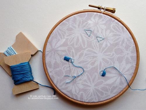 Satin Stitch: Basic Tips
