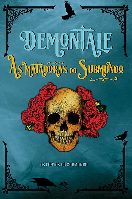 Capa do livro Demontale