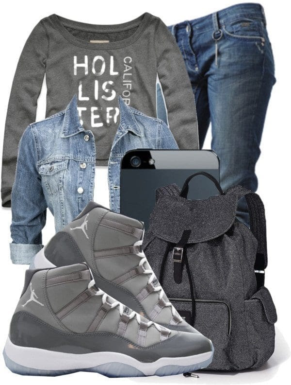 polyvore girls jordan outfits