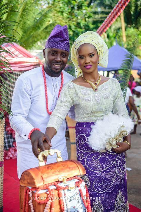 Nma & Emy's Colourful Igbo Traditional Wedding   Sugar
