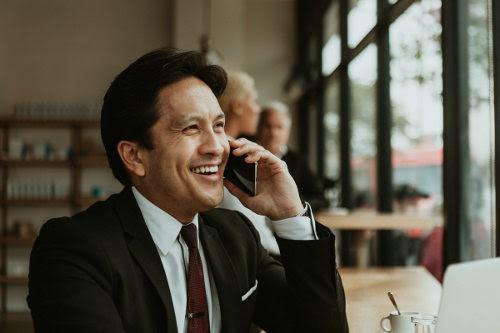 Buy but stress-free entrepreneur
