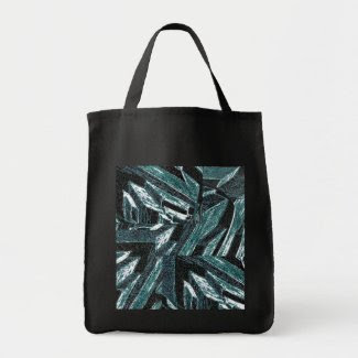 Beautiful Abstract Design on Shopping Tote