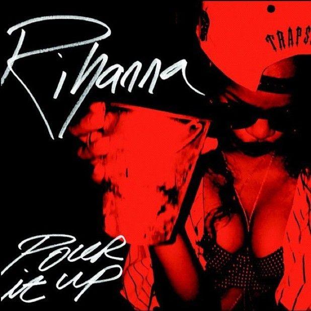 Pour It Up (Cover), Rihanna