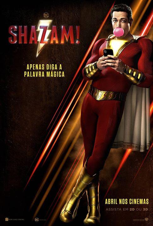 Shazam! : Poster