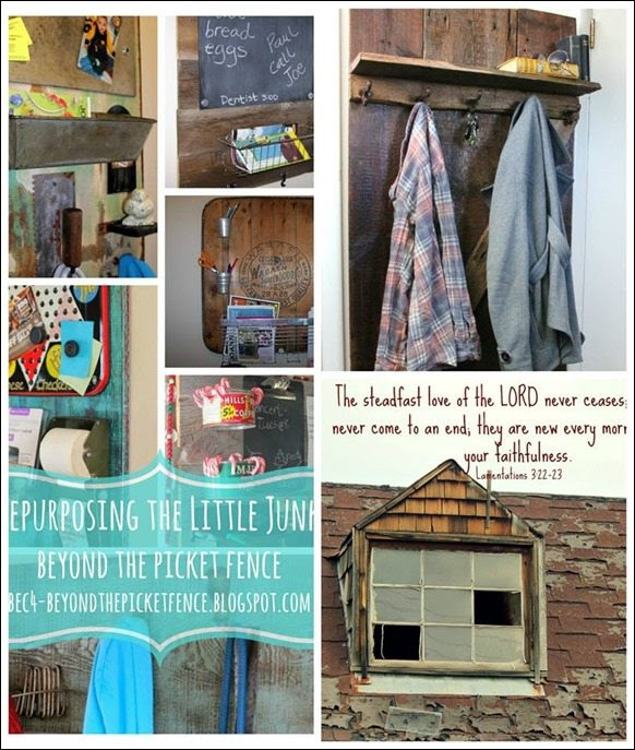 this week at Beyond the Picket Fence