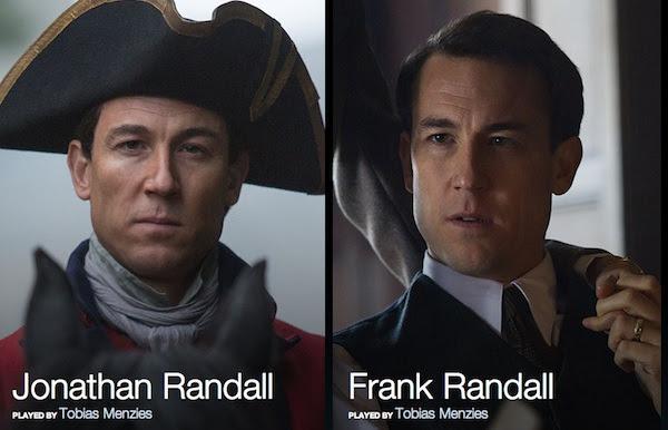 Resultado de imagem para jack randall outlander