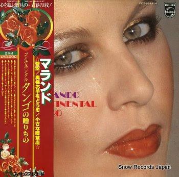 MALANDO continental tango