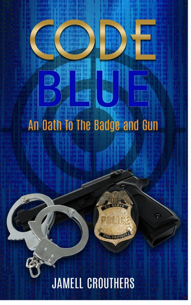 Code Blue Book Cover