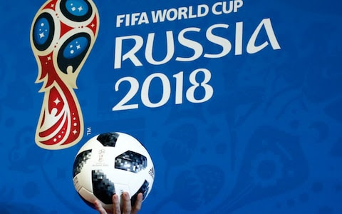 World Cup draw 2018: What time it starts and TV channel details