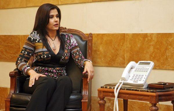 most-gorgeous-female-politicians-Sethrida-Geagea