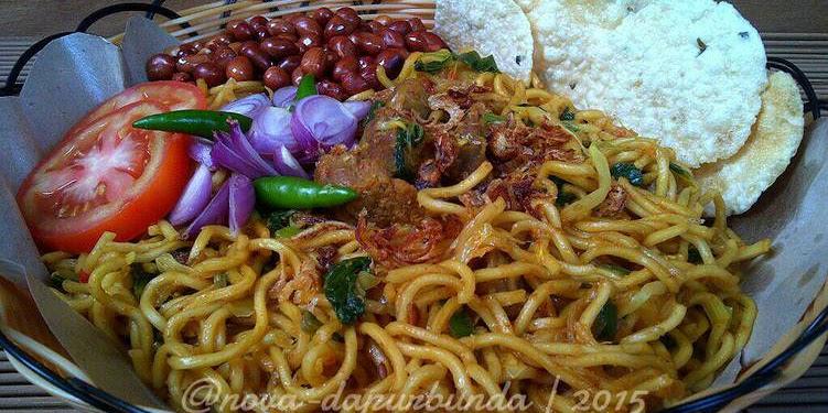 """Resep """"Mie Goreng Aceh"""" Oleh Nova Rilandari ( DapurBunda )"""