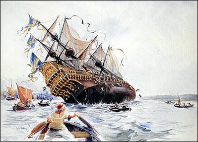 REVOLUTION: Vasa-laiva