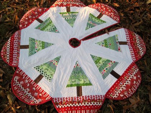Christmas Tree Skirt 2