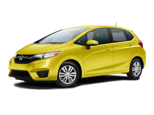 New 2016 Honda Fit LX Hatchback in Mystic Yellow Pearl For Sale ...
