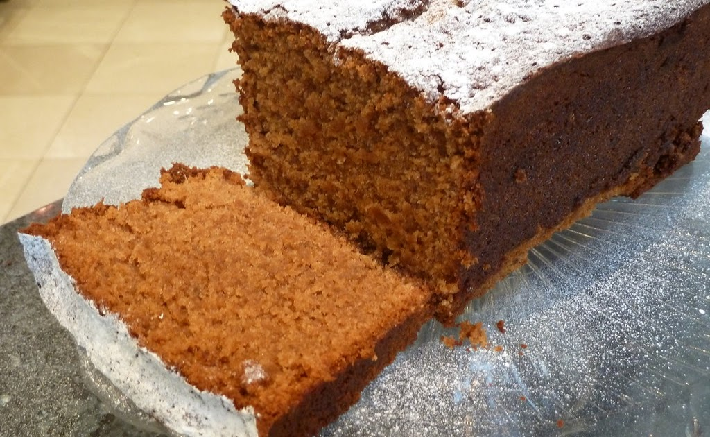 how to make cakes ginger loaf cake