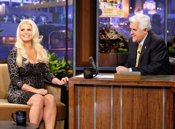 The Tonight Show (1/2013), Jessica Simpson