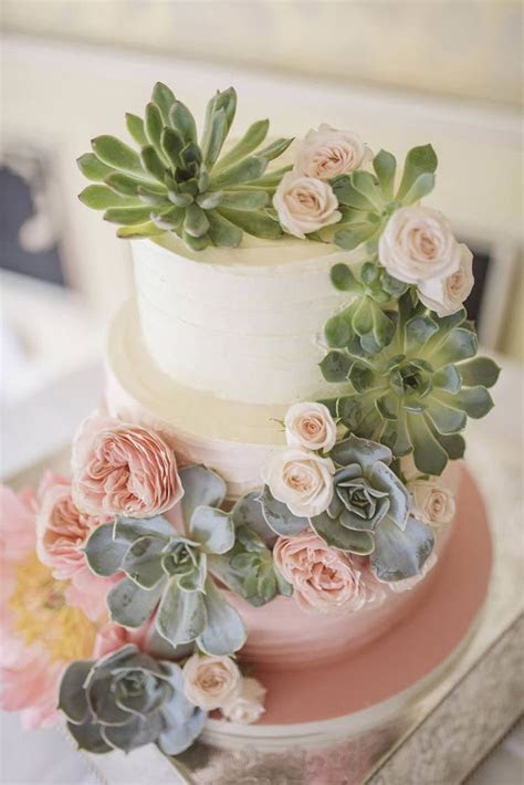 Wedding Inspiration   The Cake   Wedding cake fresh