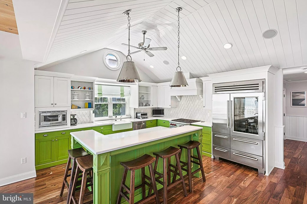 Repainting Kitchen Cabinets | Pictures & Design Ideas