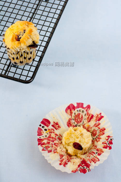 Cranberry Walnut Muffins03