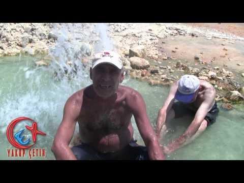 Seydişehir Kavak Köyü Doğal Kaplıcası ve Bizler Eğlenirken :)