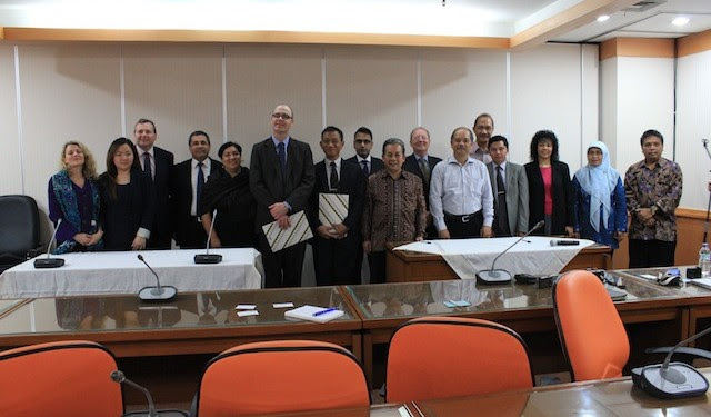 International Education News l The PIE News l TVET UK signs MOU with Indonesia