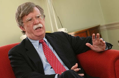 John Bolton, the former American ambassador to the United Nations