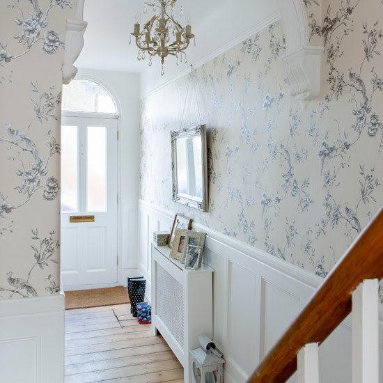 Neutral hallway | housetohome.co.uk