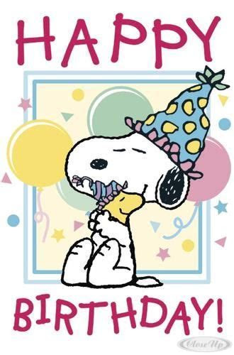 Snoopy Happy Birthday Pictures, Photos, and Images for