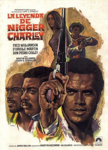 1972 La leyenda de nigger charley