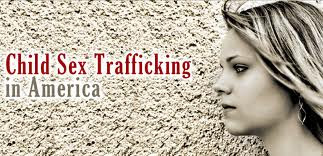 child sex trafficking in America