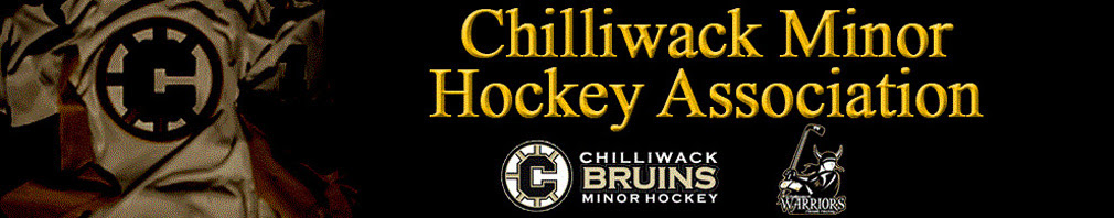 Chilliwack Bruins Minor Hockey Association Powered by Goalline Sports Administration Software