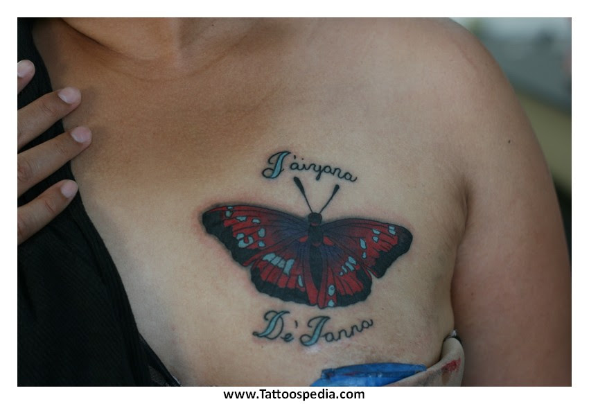 Butterfly Tattoo Designs Names 2