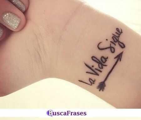 Frases Para Tatuajes En Español Buscalogratises