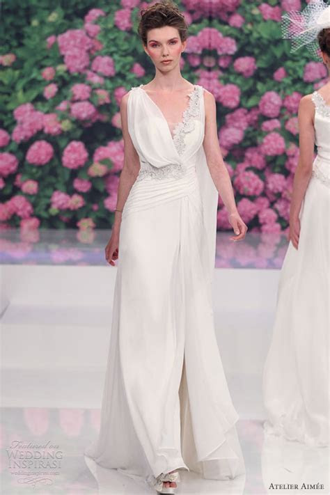 Atelier Aimée 2013 Color Wedding Dresses   Wedding
