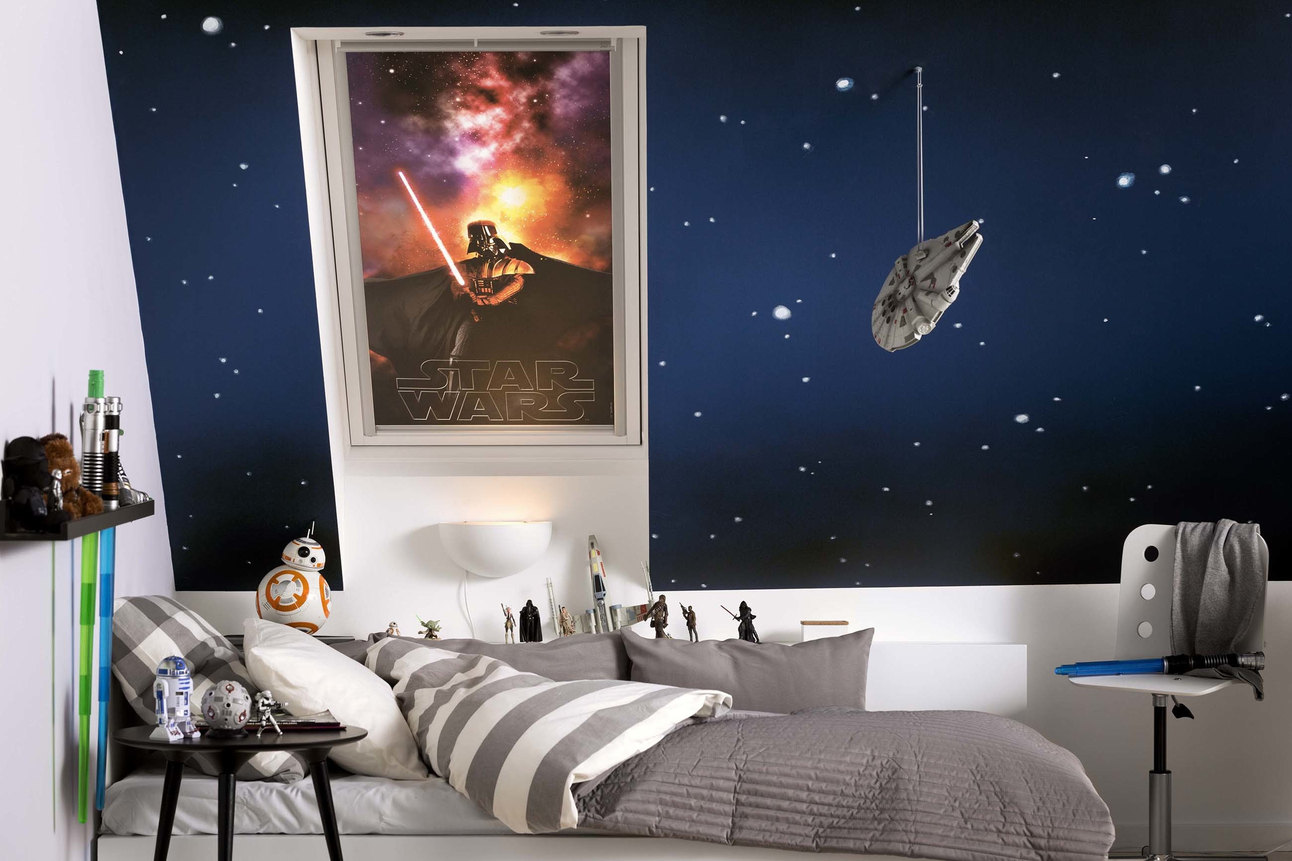 Star Wars Wallpaper For Room 42 Images