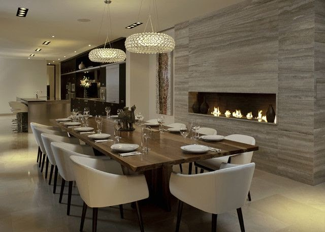 Trends For Modern Dining Room Pictures Photos