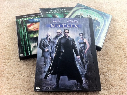 The Matrix Films