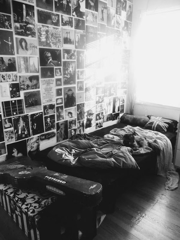 10 Cool And Fun Grunge  Bedroom  Ideas HomeMydesign