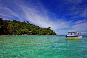 pulau manukan,manukan island, sabah, cuti-cuti